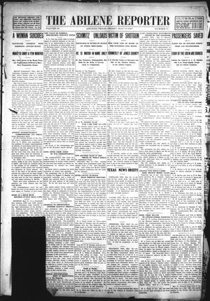 Primary view of object titled 'The Abilene Reporter (Abilene, Tex.), Vol. 28, No. 21, Ed. 1 Friday, May 24, 1907'.