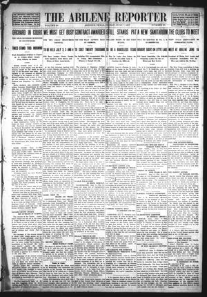 Primary view of object titled 'The Abilene Reporter (Abilene, Tex.), Vol. 28, No. 23, Ed. 1 Friday, June 7, 1907'.