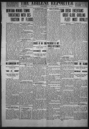 Primary view of object titled 'The Abilene Reporter (Abilene, Tex.), Vol. 29, No. 15, Ed. 1 Friday, April 17, 1908'.