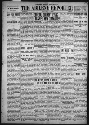 Primary view of object titled 'The Abilene Reporter (Abilene, Tex.), Vol. 29, No. 23, Ed. 1 Friday, June 12, 1908'.