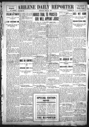 Primary view of object titled 'Abilene Daily Reporter (Abilene, Tex.), Vol. 11, No. 276, Ed. 1 Tuesday, May 28, 1907'.