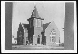 Primary view of object titled 'Mt. Calvary Baptist Church, Richardson, Texas'.