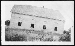 Primary view of object titled 'Big Springs Baptist Church, Garland, Texas'.