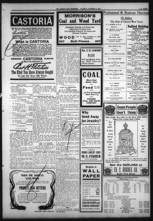 Abilene Daily Reporter (Abilene, Tex ), Vol  14, No  59, Ed  1