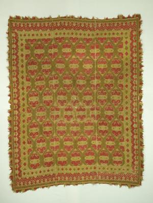 Primary view of object titled 'Rug'.