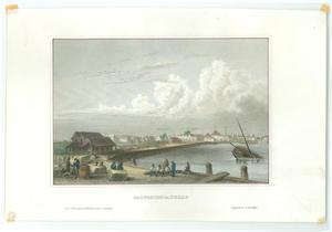 "Primary view of object titled '""Galveston in Texas""'."