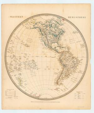 Primary view of object titled 'Western Hemisphere'.