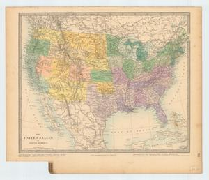 "Primary view of object titled '""The United States of North America""'."