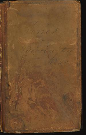 Primary view of object titled 'Laws of the Republic of Texas, in two volumes: Volume 1.'.
