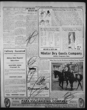 The Abilene Daily Reporter (Abilene, Tex ), Vol  20, No  307