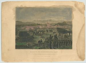 "Primary view of object titled '""Battle of Molina del Rey""'."