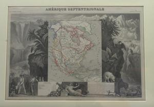 "Primary view of object titled '""Amerique Septentrionale""'."