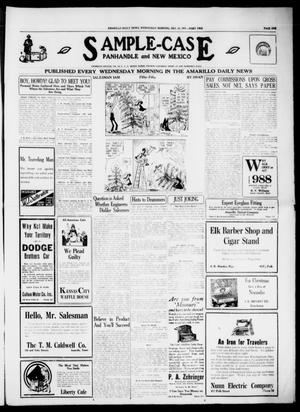 Primary view of object titled 'Amarillo Daily News (Amarillo, Tex.), Ed. 1 Wednesday, December 21, 1921'.