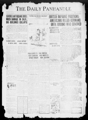 The Daily Panhandle (Amarillo, Tex.), Vol. 11, No. 196, Ed. 1 Monday, April 22, 1918