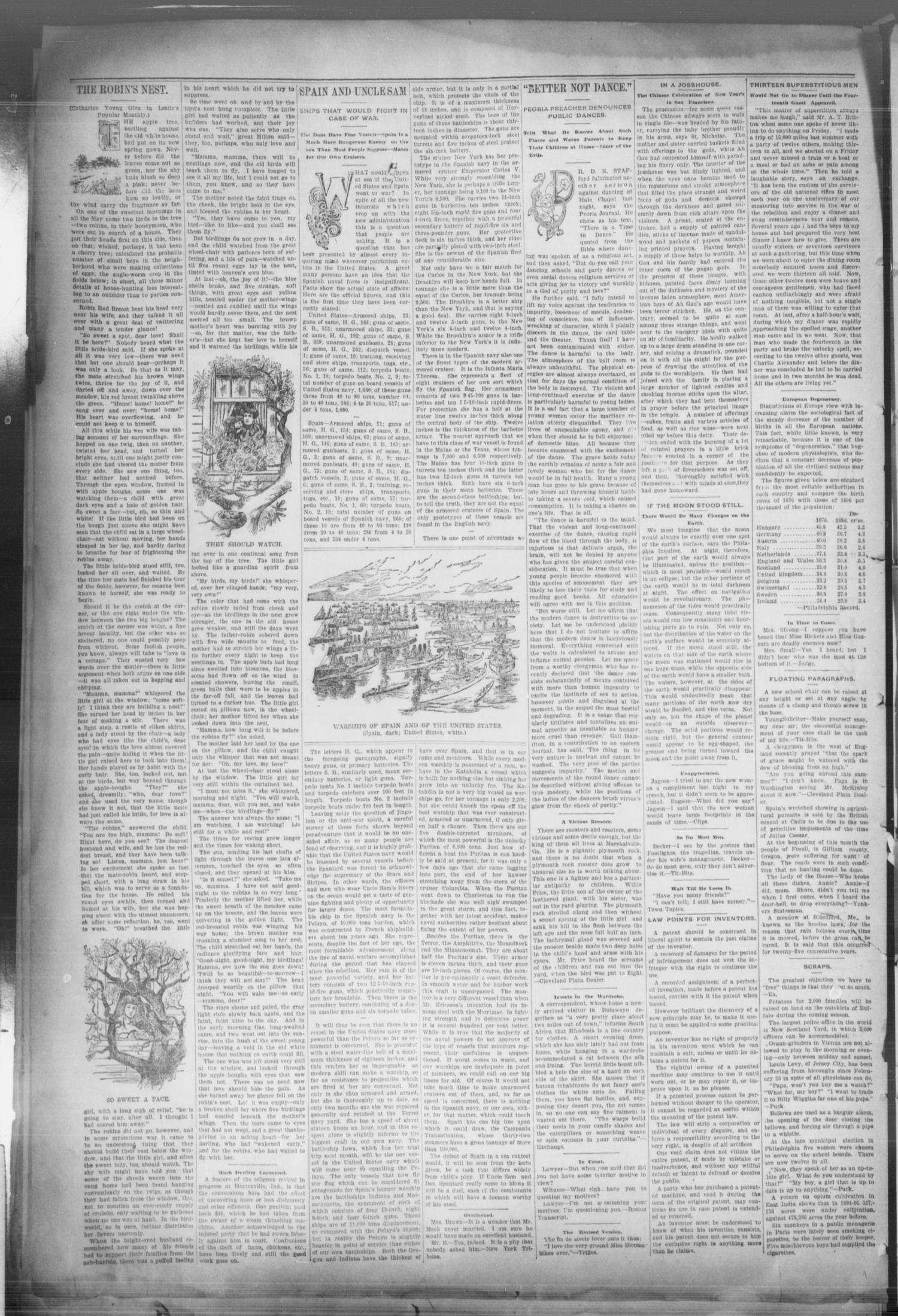 The Bryan Daily Eagle. (Bryan, Tex.), Vol. 2, No. 139, Ed. 1 Wednesday, May 12, 1897                                                                                                      [Sequence #]: 2 of 4