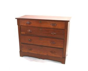 Primary view of object titled 'Chest  of drawers'.