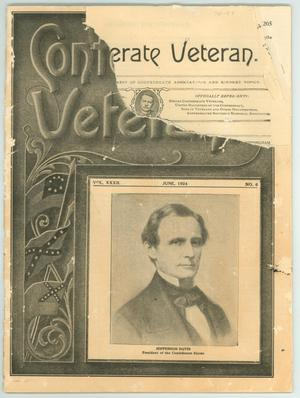 "Primary view of object titled '""Confederate Veteran""'."