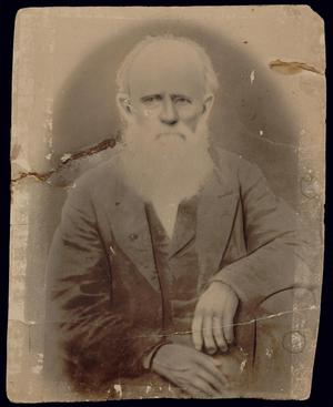 Primary view of object titled 'Portrait of Willliam Carrol Crawford'.