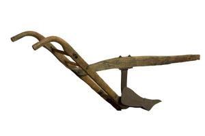 Primary view of object titled 'Plow'.