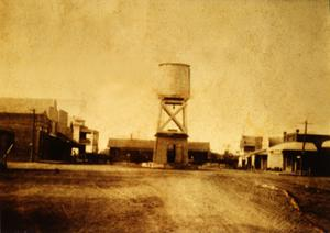 Primary view of object titled 'Main Street, Irving, Texas'.