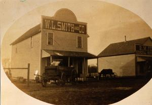 Primary view of object titled 'W. L. Smith Store'.