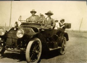 Primary view of object titled 'Early Irvingites on the Road'.