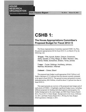 Primary view of object titled 'Texas State Finance Report, Volume 82, Number 4, March 31, 2011'.