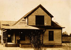 Primary view of object titled 'Albert Farine Home'.