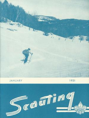 Scouting, Volume 39, Number 1, January 1951