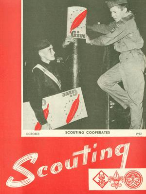 Scouting, Volume 40, Number 8, October 1952