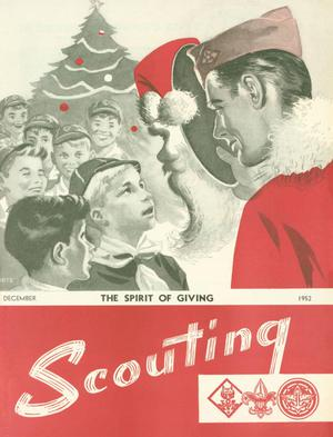 Scouting, Volume 40, Number 10, December 1952