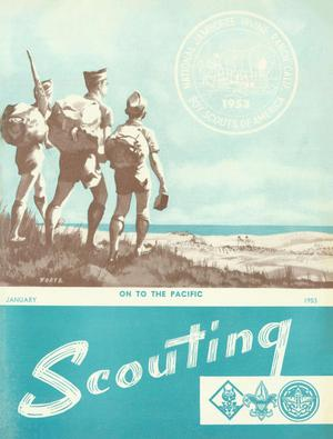 Scouting, Volume 41, Number 1, January 1953