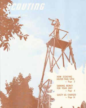 Scouting, Volume 43, Number 9, November 1955