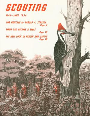 Scouting, Volume 44, Number 5, May-June 1956