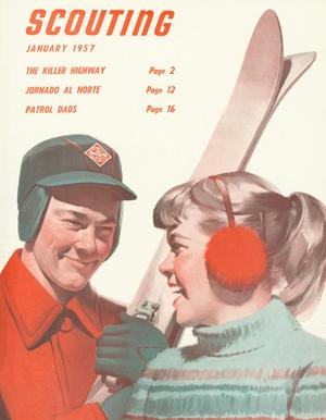 Scouting, Volume 45, Number 1, January 1957