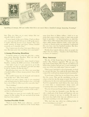 Scouting Magazine May-June 1957 page 21