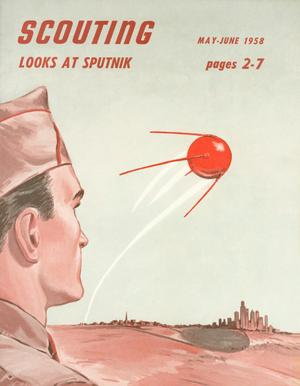 Primary view of Scouting, Volume 46, Number 5, May-June 1958