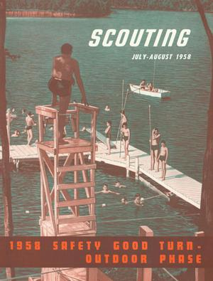 Scouting, Volume 46, Number 6, July-August 1958