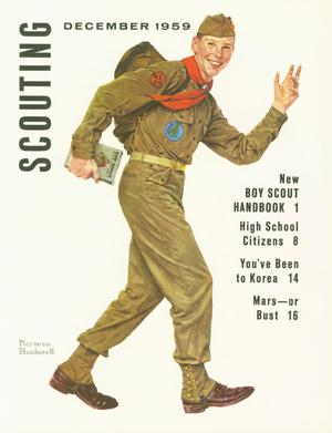 Primary view of Scouting, Volume 47, Number 10, December 1959