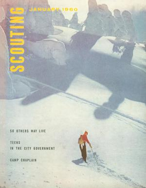 Scouting, Volume 48, Number 1, January 1960