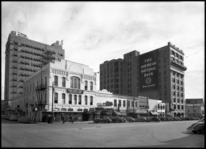 Primary view of object titled '[600 Block of Congress Avenue]'.