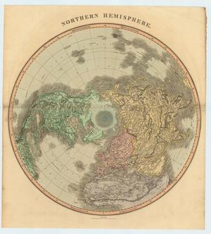 "Primary view of object titled '""Northern Hemisphere""'."