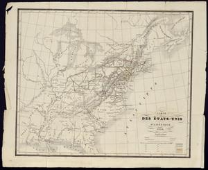 "Primary view of object titled '""Des Etats-Unis d'Amerique""'."
