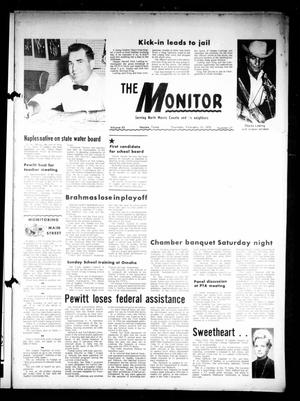 Primary view of object titled 'The Naples Monitor (Naples, Tex.), Vol. 83, No. 27, Ed. 1 Thursday, February 12, 1970'.
