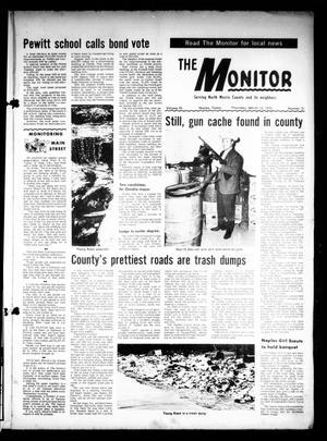 Primary view of object titled 'The Naples Monitor (Naples, Tex.), Vol. 83, No. 31, Ed. 1 Thursday, March 12, 1970'.