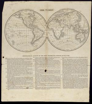 Primary view of object titled 'The World'.