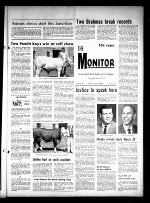 Primary view of object titled 'The Naples Monitor (Naples, Tex.), Vol. 84, No. 31, Ed. 1 Thursday, March 18, 1971'.