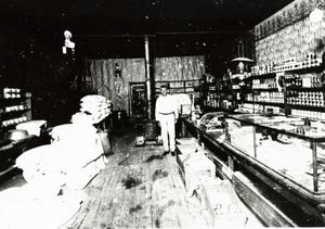Primary view of object titled 'Seiber Store - Interior'.
