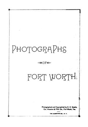 Photographs of Fort Worth
