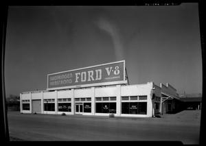 Primary view of object titled 'Swearingen-Armstrong Ford Dealership'.